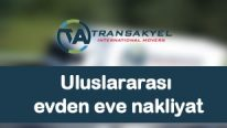 Uluslararası Evden Eve Nakliyat